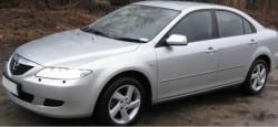 Mazda 6 2.0 mzr_cd 2006