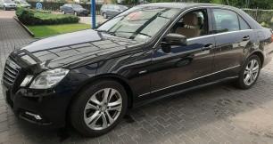 Mercedes E 3.5 2009_1