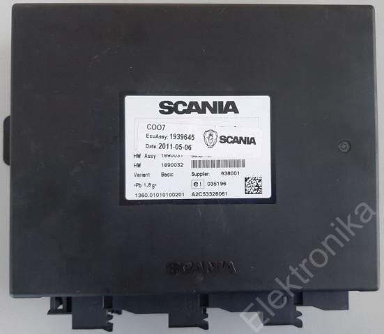 Scania koordynator COO7